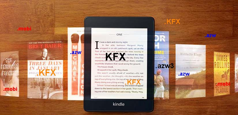 Best eBook Format for Kindle