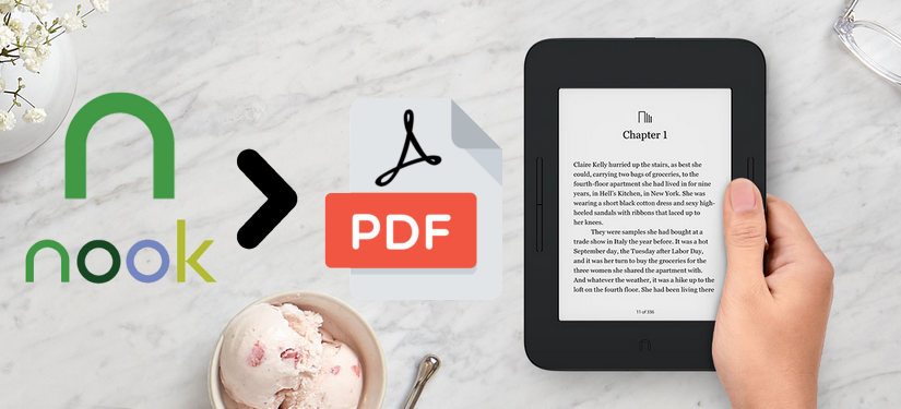 nook book to pdf