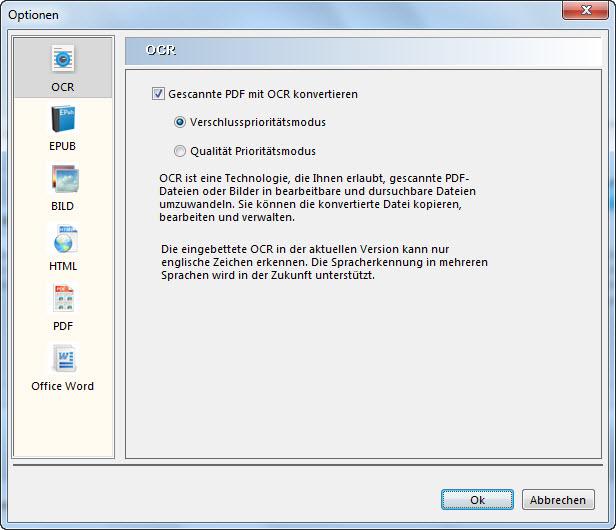 free pdf to ocr converter