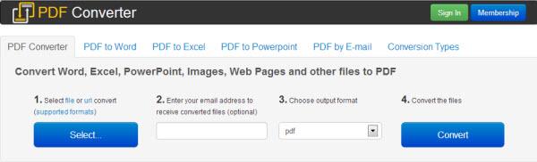 Online PDF Converter Review