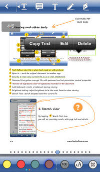 Foxit PDF Reader for iPhone