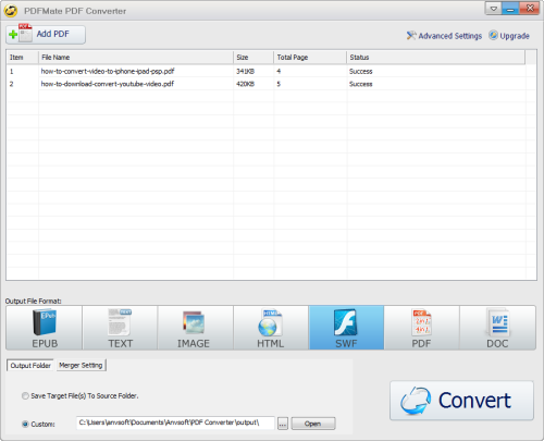 swf to pdf converter free download online