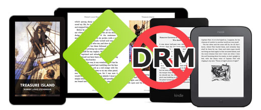 Remove DRM from EPUB eBooks