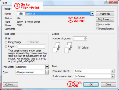 How to export html to pdf javascript