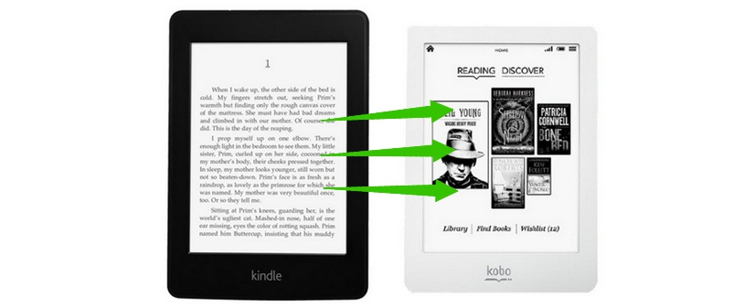 How To Read Kindle Books On Kobo Pdfmate