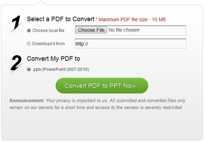 Best PDF to PPT / PowerPoint Converters Review