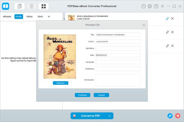 Tutorial - Convert eBooks to EPUB/ PDF/ MOBI/ AZW/ TXT/ KFX with
