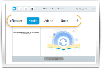 Any eBook Converter - Best eBook Conversion Software for