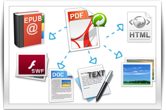 Convert PDF to Other Formats